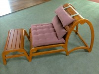 Bhoga Infinity Chair Set