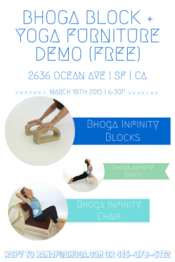 bhoga block demo day