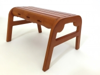 "Bhoga Infinity Bench 14"" high"